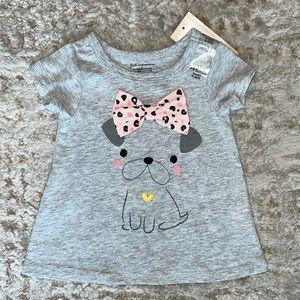 First Impressions Puppy Tee